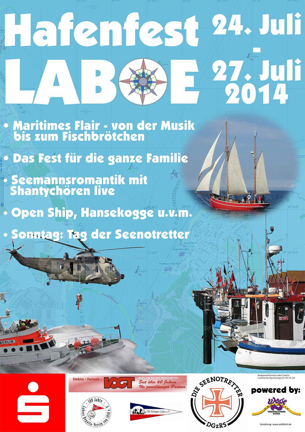 Hafenfest Laboe